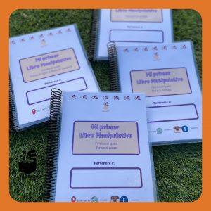 Pack Libros Manipulativos 4 unidades